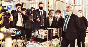 Royal Enfield to begin assembly in Argentina