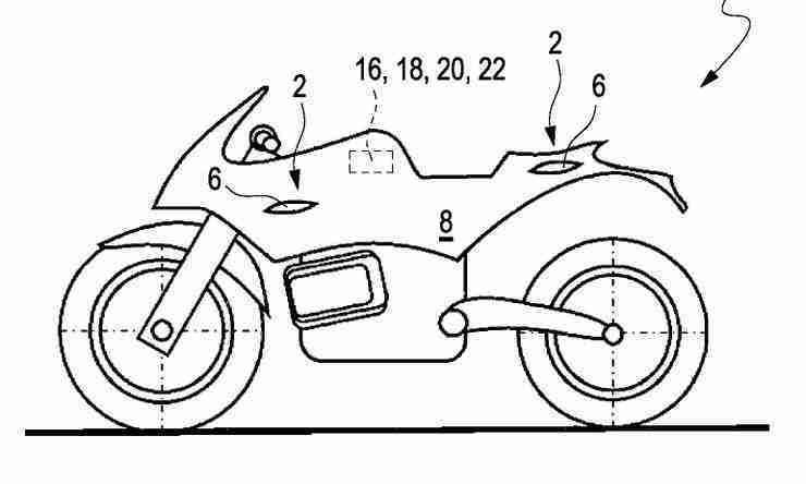BMW Active Aerodynamics Patents