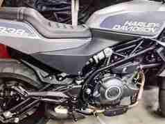 Harley-Davidson 338R Spy Image