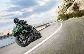 2021 Kawasaki Ninja 1000 SX New Emerald Blazing Green Colour