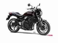 Kawasaki Z650 RS