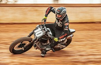 Royal Enfield 650 Flat Track Racer