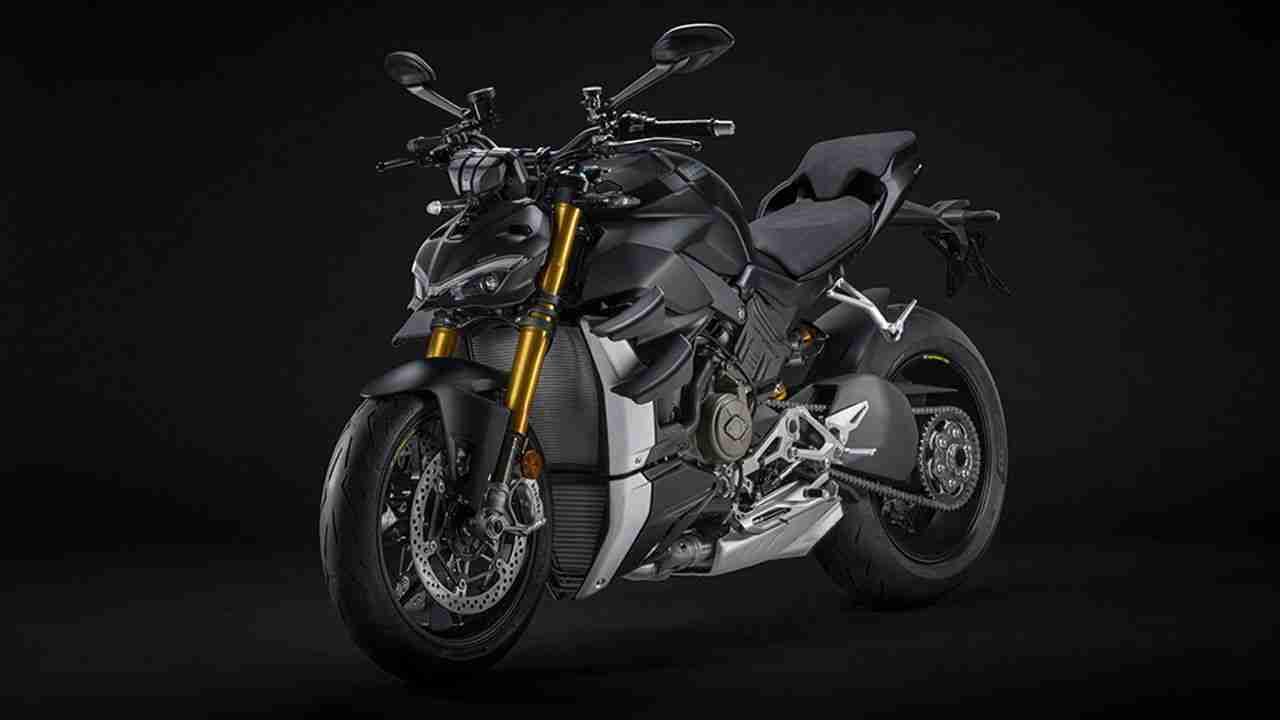 2021 Ducati Streetfighter V4 S Dark Stealth