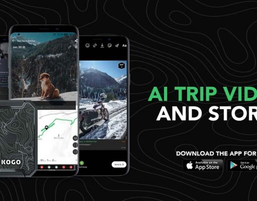 Automated app for trip content creation & discovery launched - KOGO 2.0
