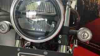 Honda H'ness CB 350 LED headlight