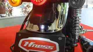 Honda H'ness CB 350 brake light