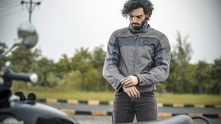 Royal Enfield Explorer V3 riding jacket