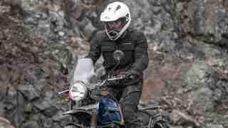 Royal Enfield Nirvik riding jacket