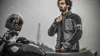 Royal Enfield Stormraider riding jacket