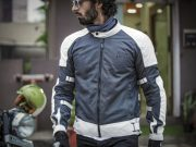 Royal Enfield Streetwind V2 riding jacket