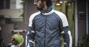 Royal Enfield Streetwind V2 riding jacket