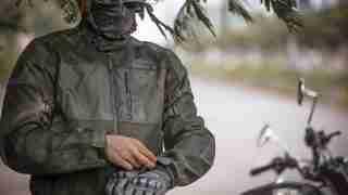 Royal Enfield Windfarer riding jacket