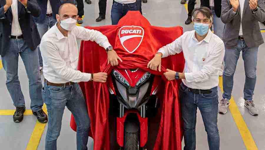 Ducati Multistrada V4 Radar Technology