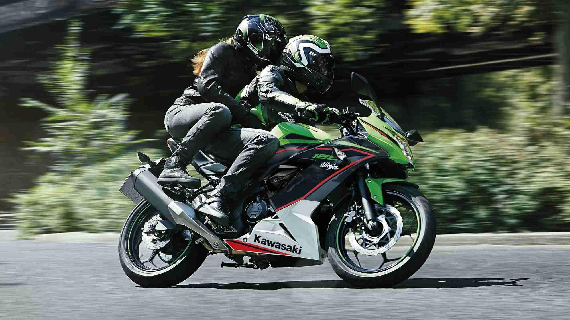 2021 Kawasaki Ninja 125