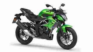 2021 Kawasaki Z125