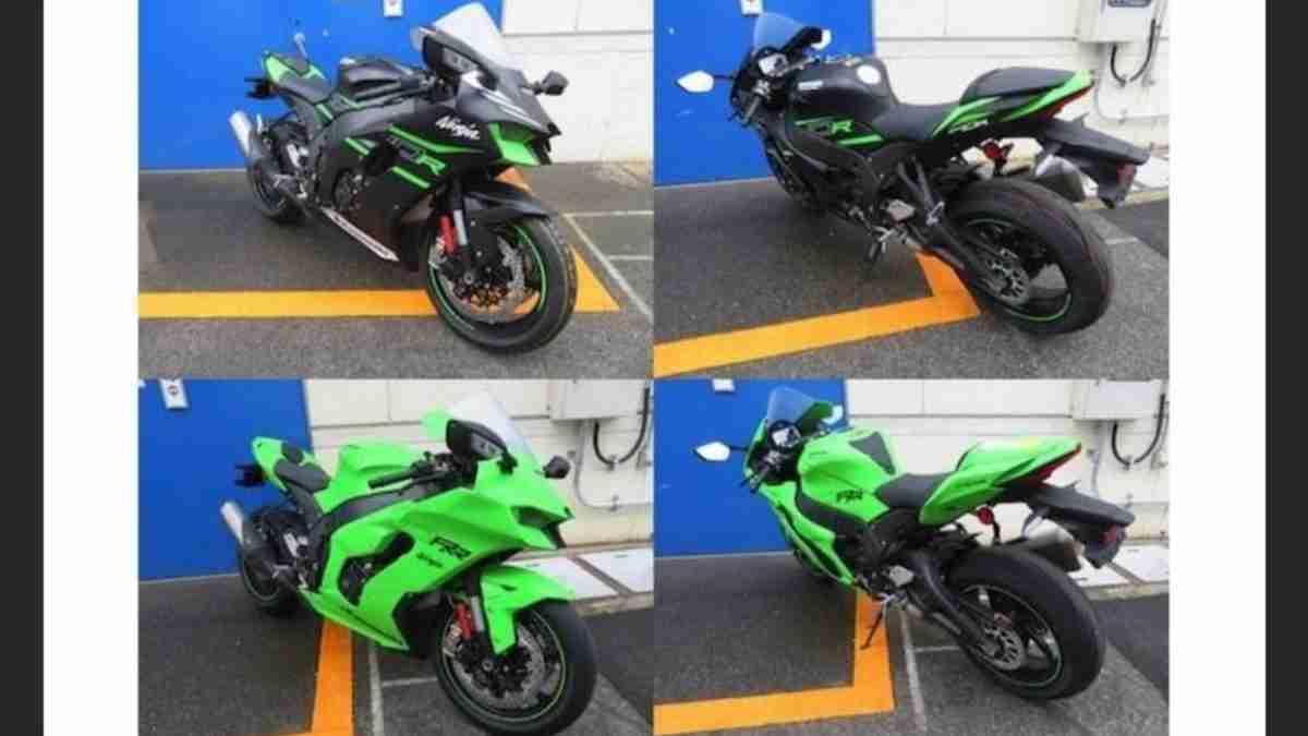 2021 Kawasaki Ninja Zx 10r And Ninja Zx 10rr Images Leaked Iamabiker Everything Motorcycle