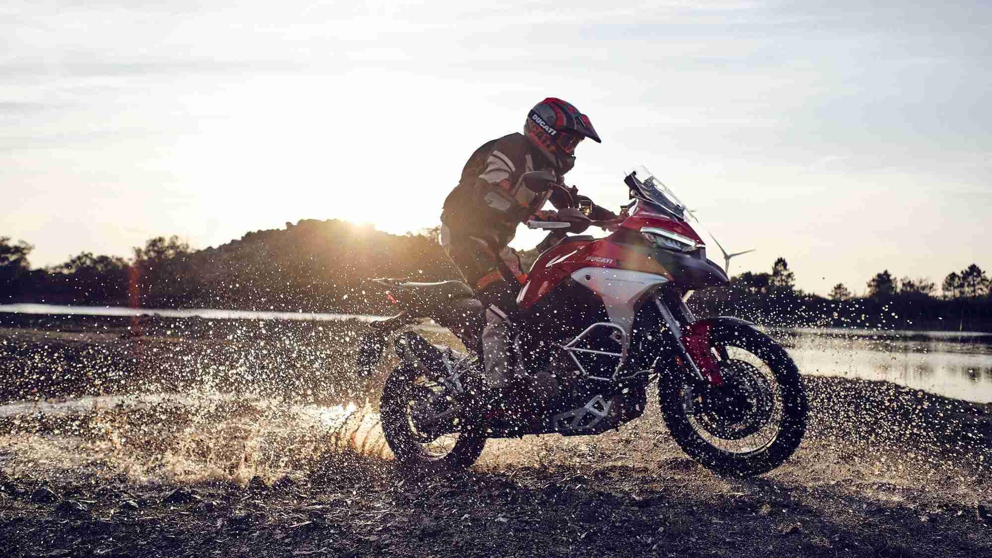 Ducati Multistrada V4 HD wallpapers