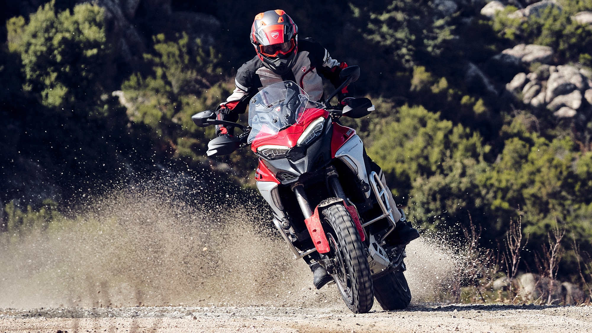Ducati Multistrada V4 HD wallpapers