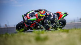 Lorenzo Savadori 2020 MotoGP season