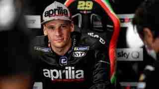 Lorenzo Savadori to replace Bradley Smith for rest of the 2020 MotoGP season