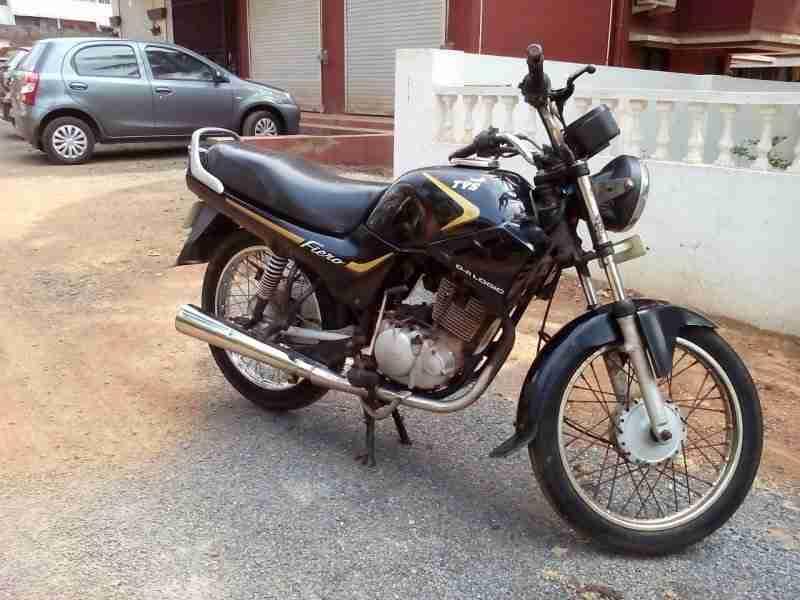 TVS Fiero 150
