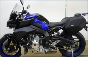 Yamaha MT-10 Turbo