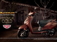 Honda celebrates 20 years of the Activa