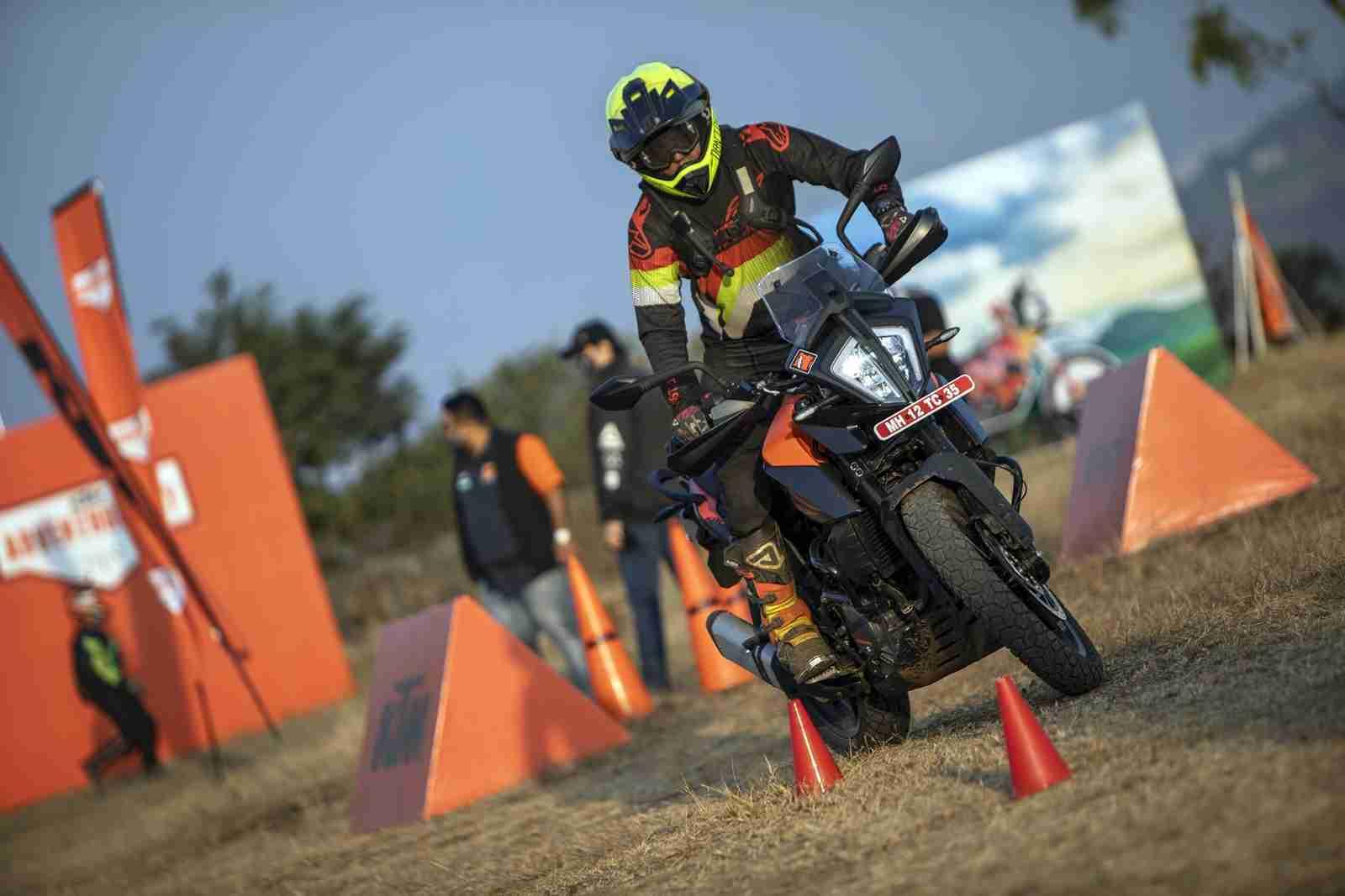 India KTM Adventure Day in Pune