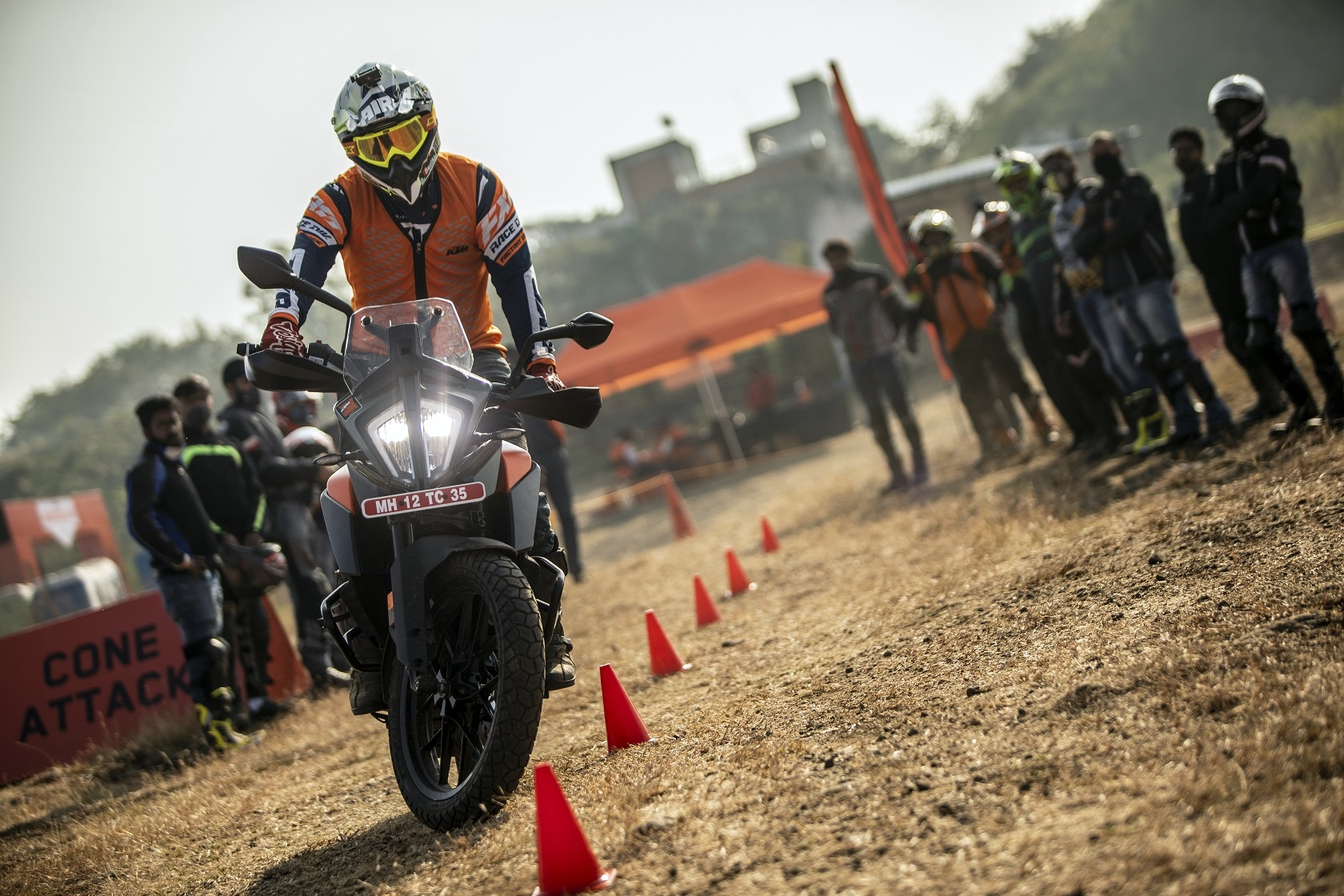 KTM Adventure Day in Pune concludes successfully