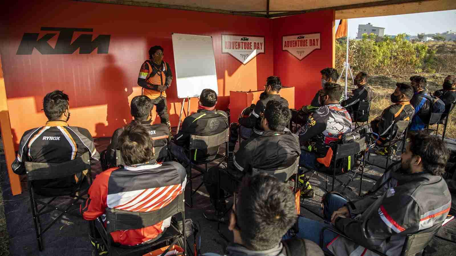 KTM Adventure Day in Pune