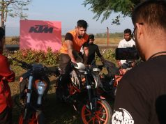 KTM Pro-Getaways Hyderabad & Guwahati edition
