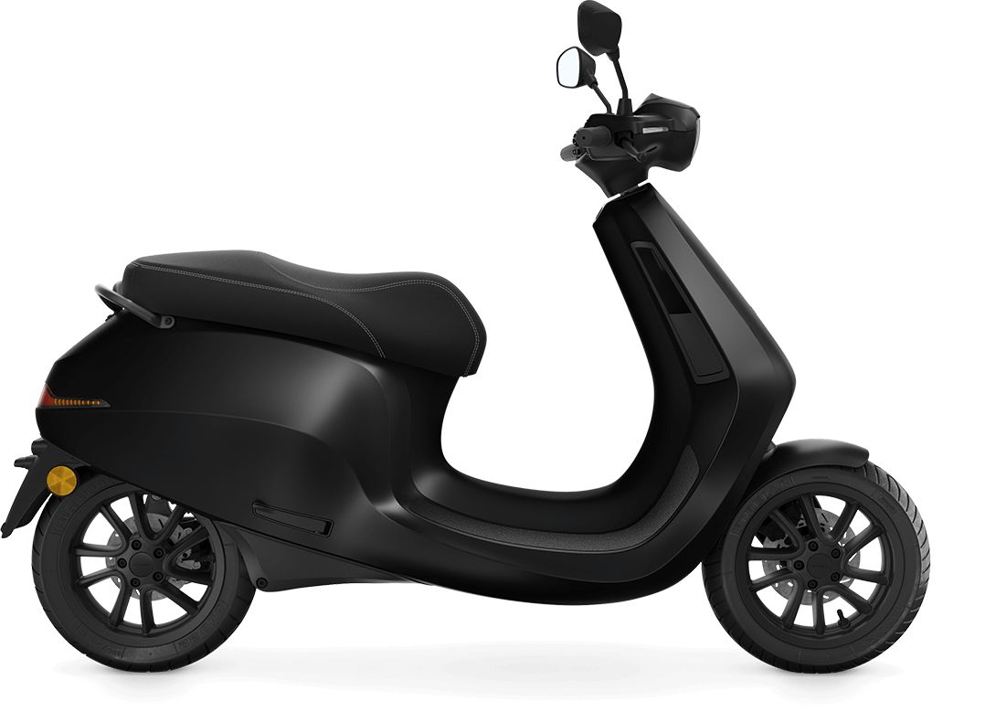 Ola Electric Mobility Etergo AppScooter