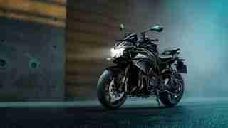 2021 Kawasaki Z H2 HD wallpaper