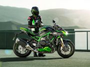 2021 Kawasaki Z H2 SE HD wallpaper