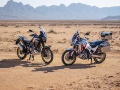 2021 Honda Africa Twin Adventure Sport