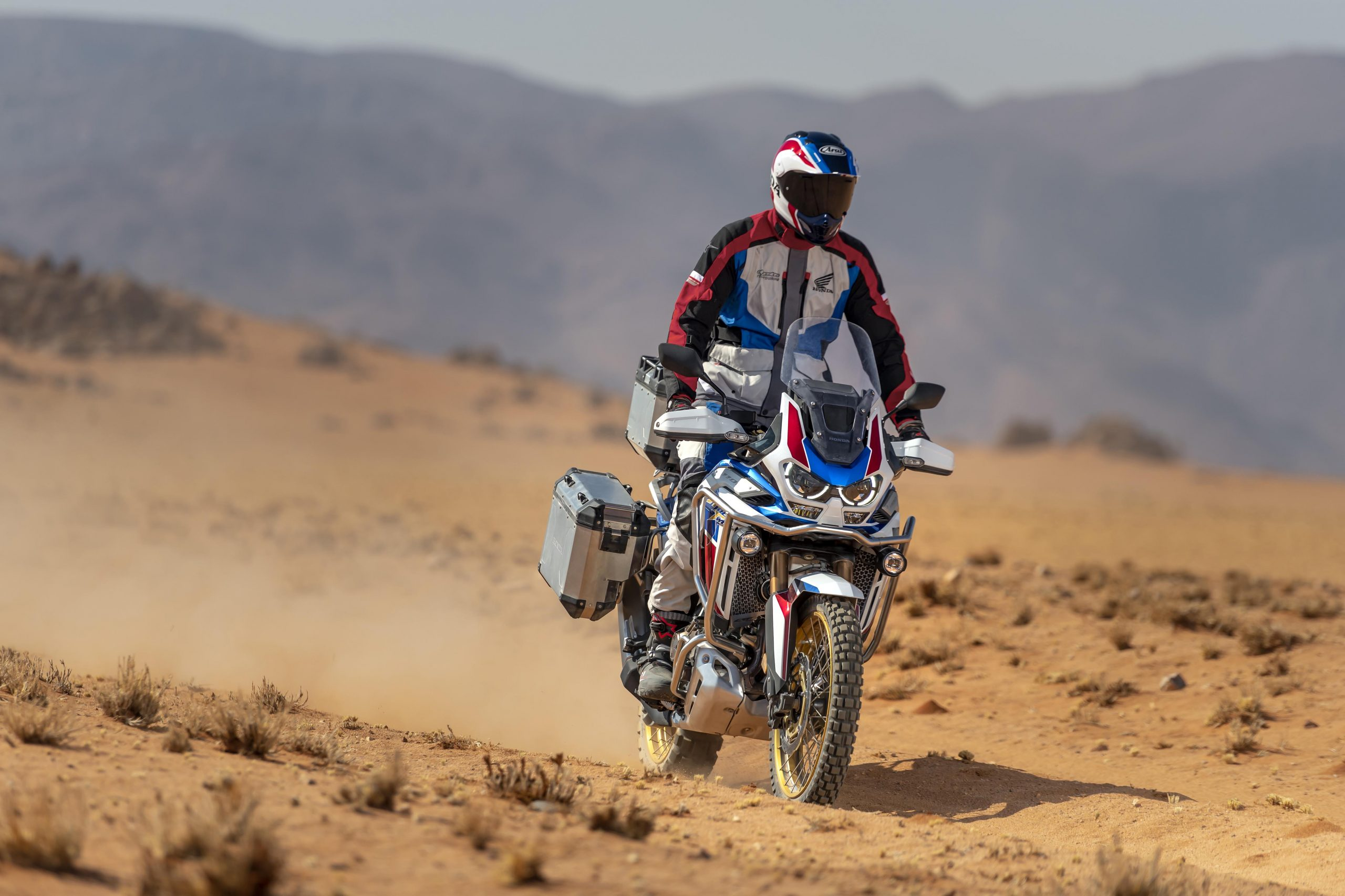 2021 Honda Africa Twin Adventure Sport