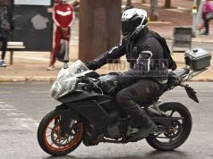 2021 KTM RC 390 Next Gen Spy Images