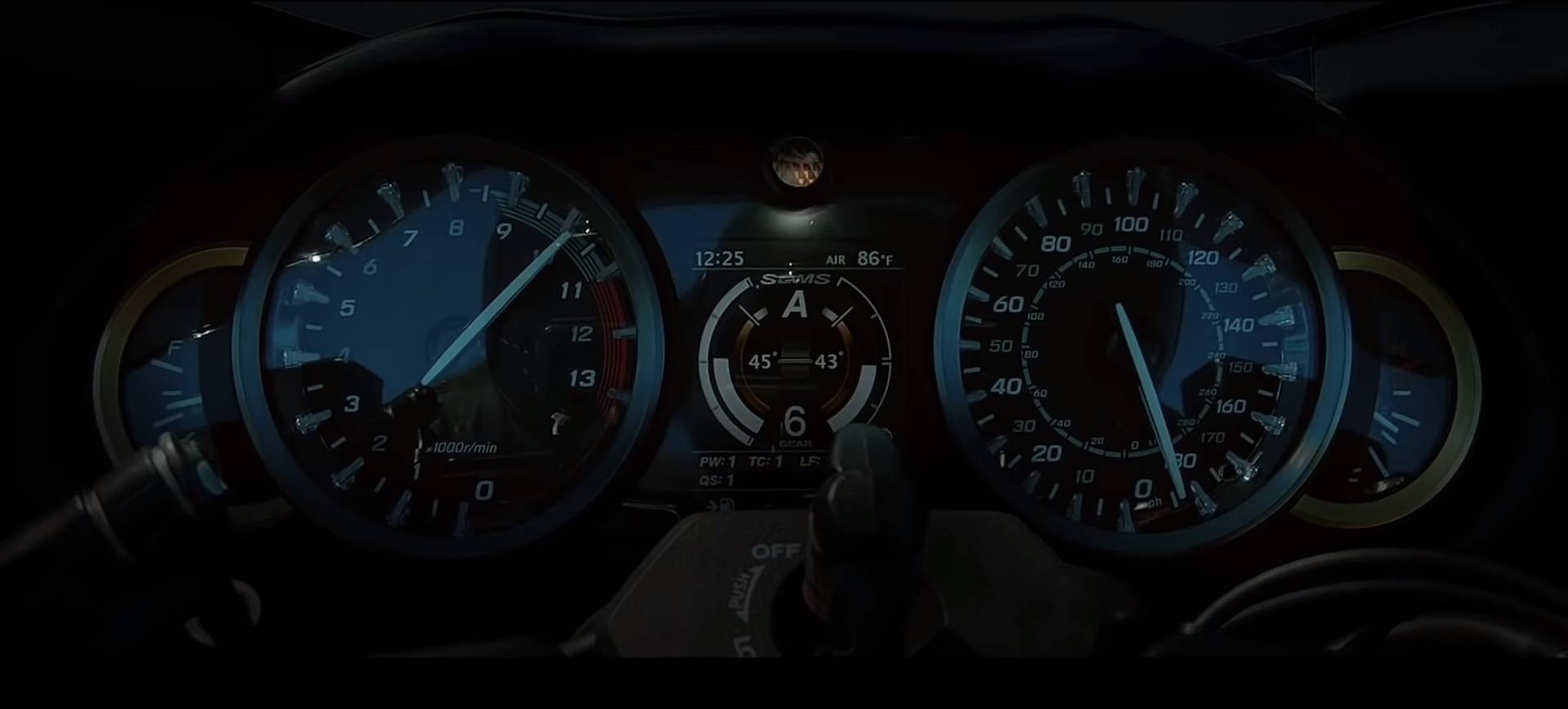 2021 Suzuki Hayabusa Teaser