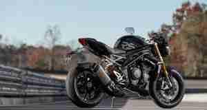 2021 Triumph Speed Triple 1200 RS