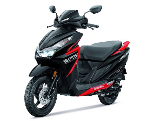 Honda Grazia Sports Edition launched with Pearl Nightstar Black colour option