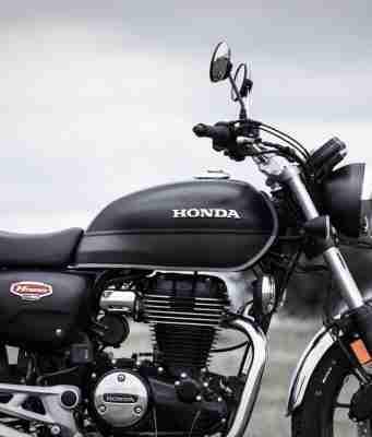 Honda Highness CB350 HD wallpaper