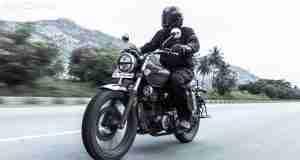 Honda H'ness CB350 review