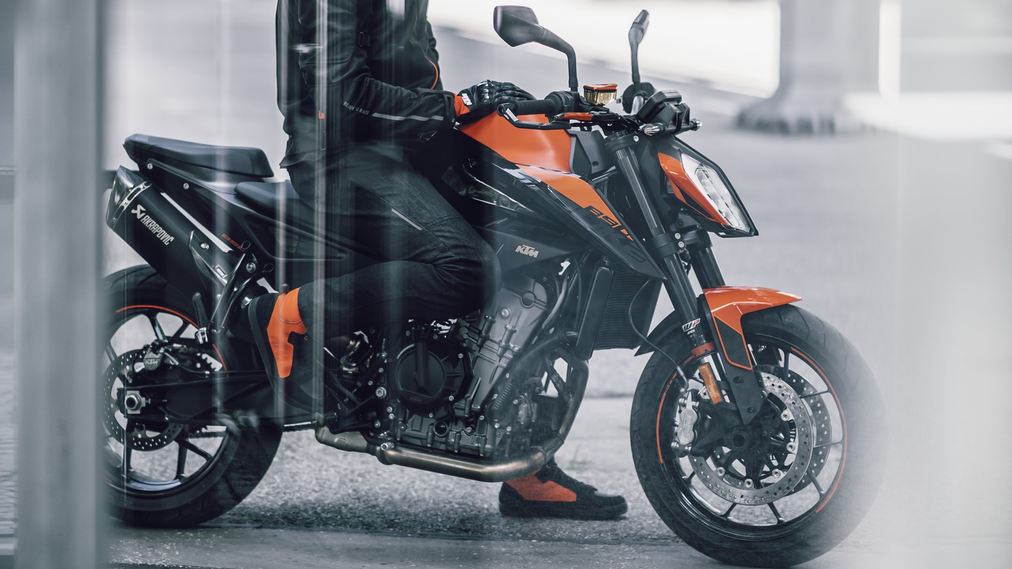 KTM 890 Duke HD wallpapers