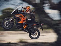 New KTM 1290 SUPER ADVENTURE S