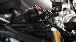 Speed Triple 1200 RS - Brembo MCS Lever