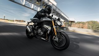 Triumph Speed Triple RS 1200 HD wallpapers