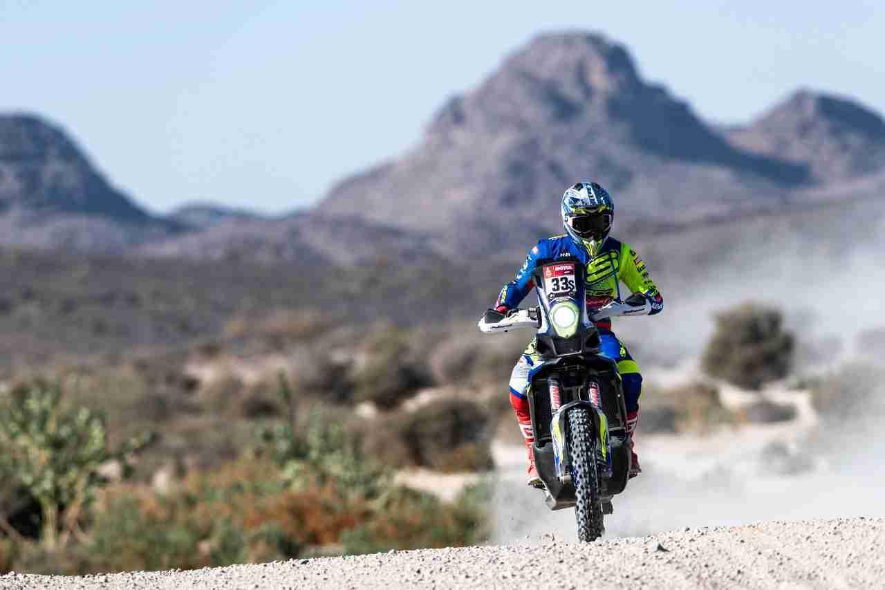 Harith Noah - 2021 Dakar Rally