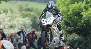 Norton V4 RR Isle Of Man TT