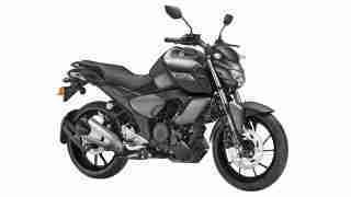 2021 Yamaha FZ FI (Metallic Black) colour option