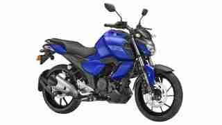 2021 Yamaha FZ FI (Racing Blue) colour option